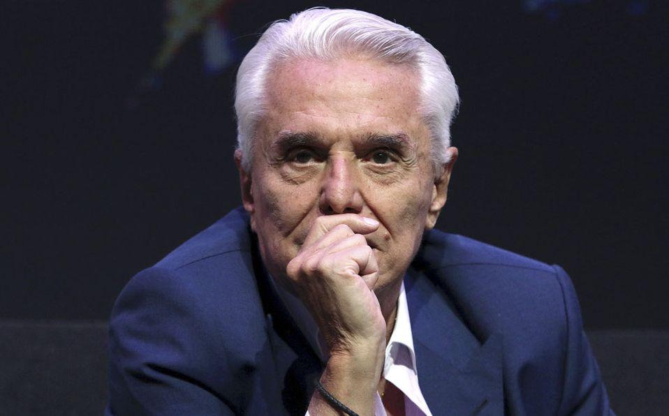 Enrique Guzmán acudió a la Fiscalía hace unos días (Getty).