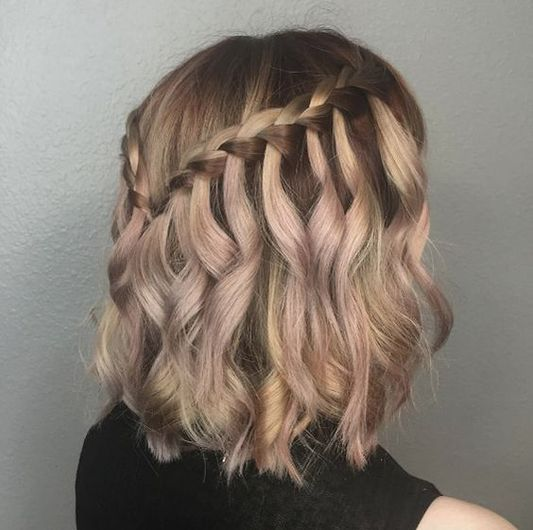 Recogidos para el cabello