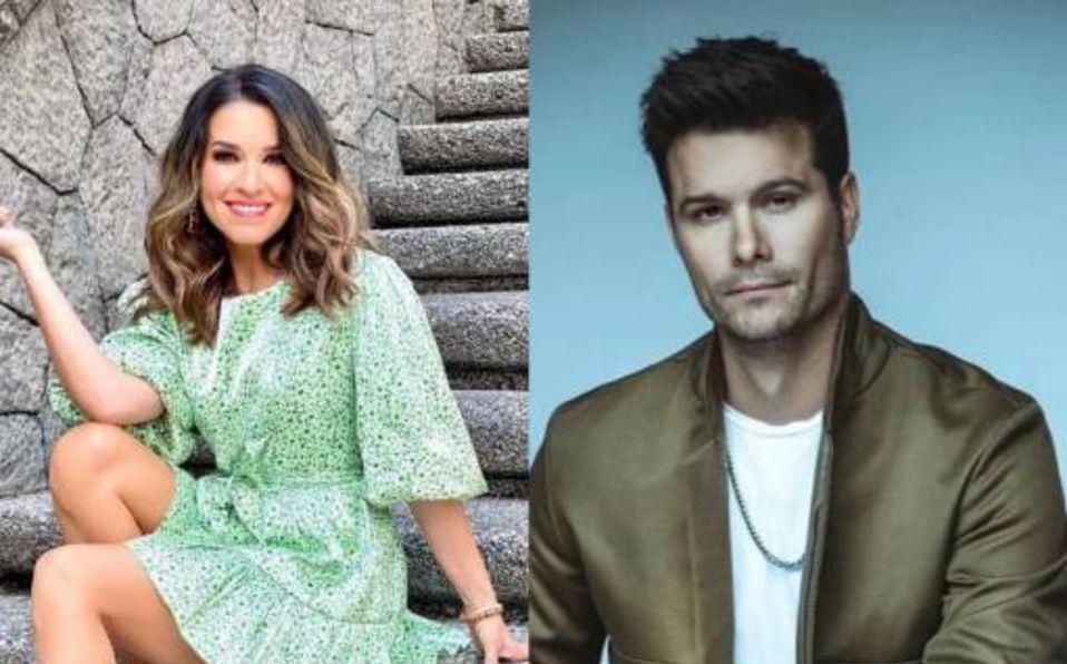 Laura G y Brandon Peniche suspendidos de TV Azteca sin sueldo por romper veda electoral