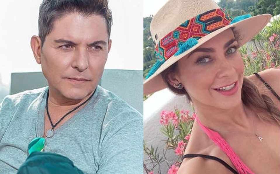 Ernesto Laguardia se convirtió en mujer y es idéntico a Aracely Arámbula