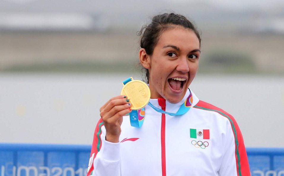 Atletas de Exatlón que participan en los Juegos Olímpicos de Tokio 2020