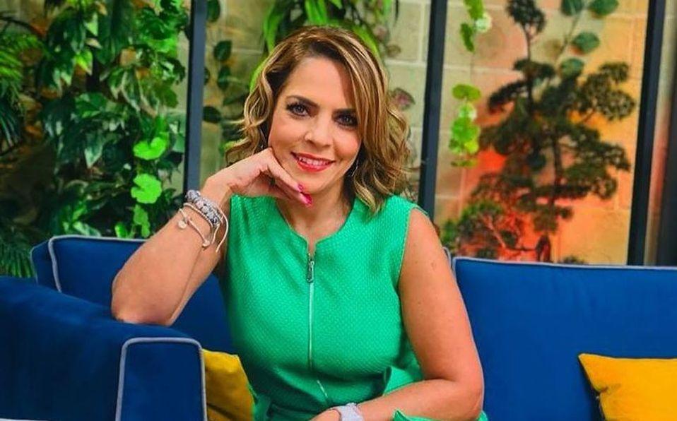 Ana María Alvarado revela que tiene un tumor cerebral (Instagram).