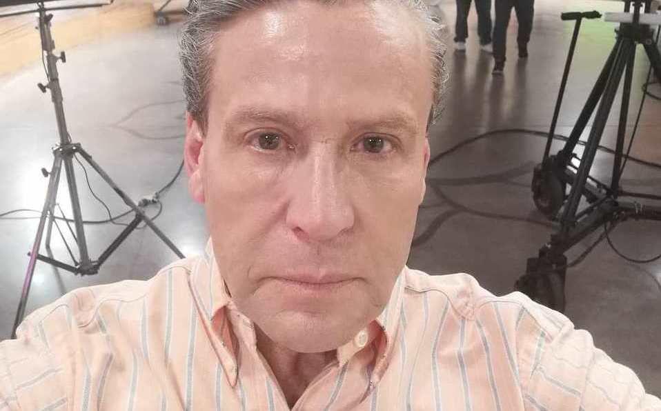Alfredo Adame enfurece y entre insultos abandona set de filmación