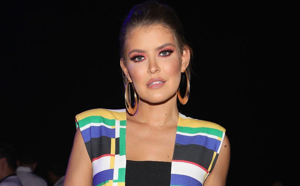 Vanessa Claudio y el vestido que usó en Miss Universo 2021