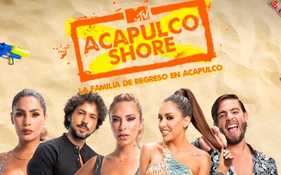 Aquí te decimos cuándo ver el tercer episodio de 'Acapulco shore 8'