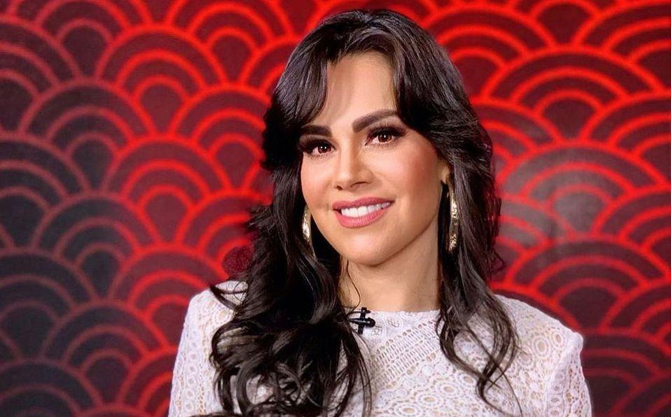 Luz Elena González se llenó de halagos con su look deportivo (Instagram).