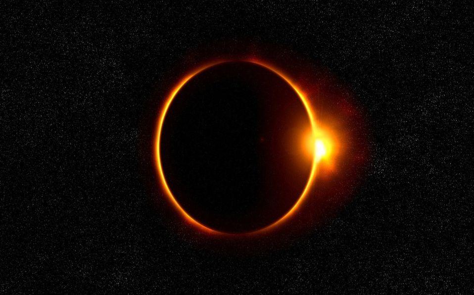 El eclipse anular de sol moverá las energías zodiacales