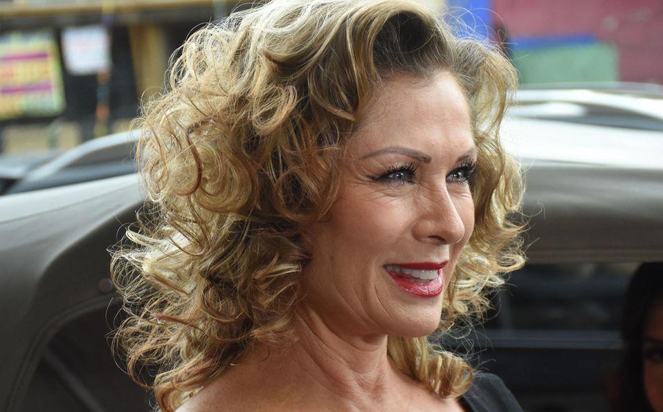 Leticia Calderón impresionó con esta fotografía (Getty).