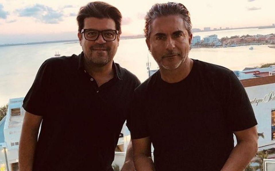 "La pesada broma de El ""Burro"" Van Rankin a Raúl Araiza durante un programa en vivo"