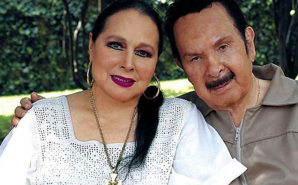 Flor Silvestre y Antonio Aguilar estuvieron casados por más de cinco décadas (Captura de pantalla).