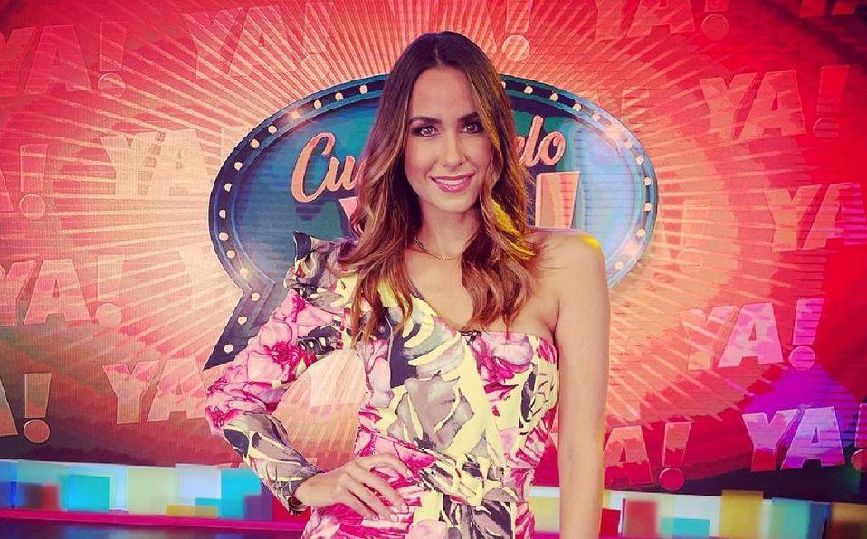 Odalys Ramírez se encuentra de vacaciones para celebrar su cumpleaños