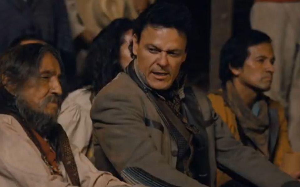 Pedro Fernández protagonizará la serie (Captura de pantalla).