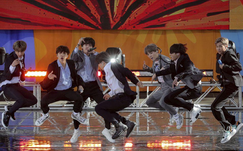 BTS lidera la lista de nominados (Reuters).