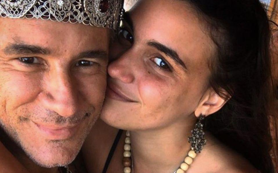 María Gabriela y Fernando Carrillo